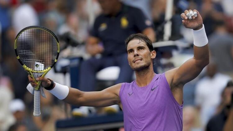 Nadal, ABD Açık'ta 4. turda