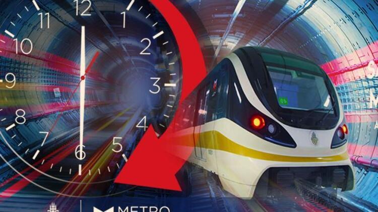 Metro ve Marmaray 24 saat açık mı?