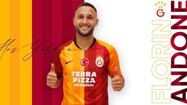 Galatasaray'dan KAP'a bir transfer daha! Andone...