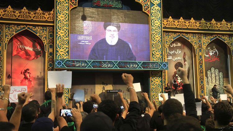 Nasrallah'tan İsrail'e tehdit: Saldırırsanız, en derinlerdeki noktalarınıza saldırı düzenleyeceğiz
