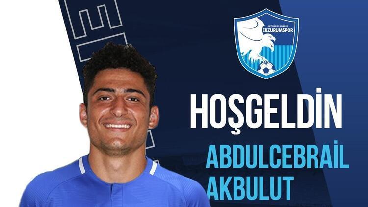 Abdulcebrail Akbulut, BB Erzurumspor'da! | Transfer haberleri...