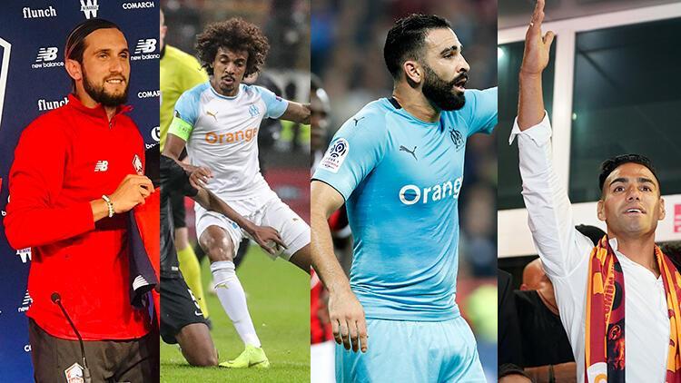Süper Lig ve TFF 1. Lig ekiplerinin hedefi Fransa'ydı! 21 futbolcu...