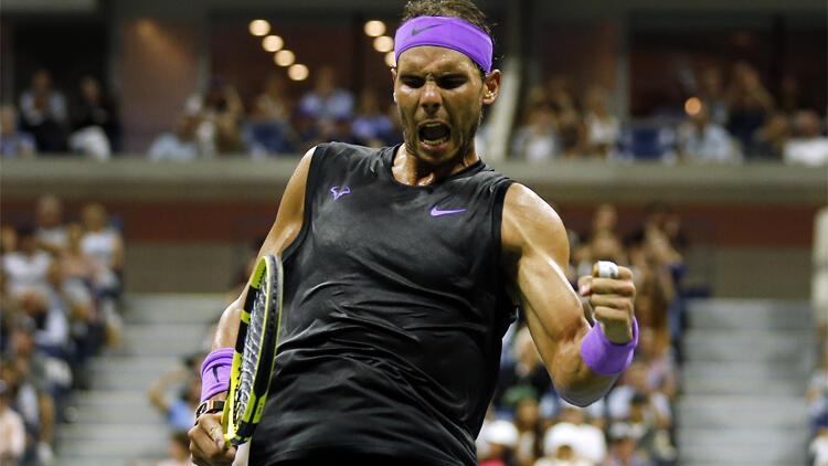 Nadal, Cilic'e şans tanımadı
