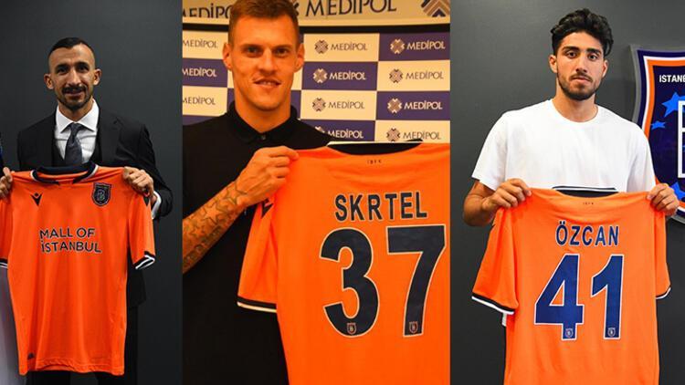 Başakşehir sil baştan! 15 yeni transfer...