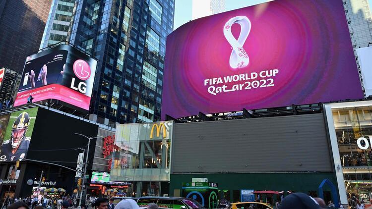 2022 Dünya Kupası'nın logosu duyuruldu!