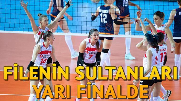 Filenin Sultanları yarı finalde! Türkiye Kadın Voleybol yarı final maçı ne zaman oynanacak?