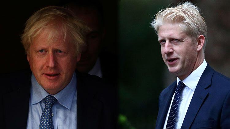Son dakika... Boris Johnson'ın kardeşi Jo Johnson istifa etti