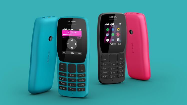 Nokia 110: Fiyatıyla şaşırtan sıra dışı telefon