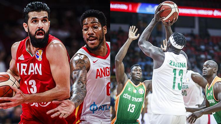 Nijerya, Fildişi Sahili'ni; İran da Angola'yı mağlup etti!