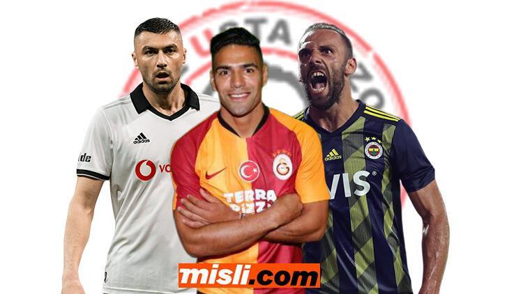 """Süper Lig'de """"şampiyonluk"""" oranları güncellendi! iddaa'nın favorisi..."""