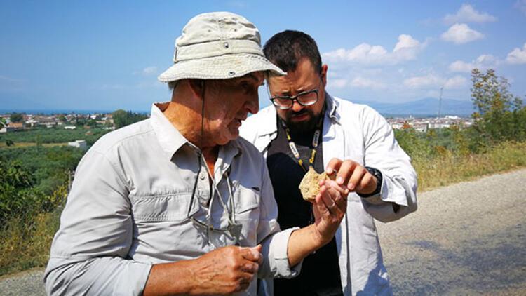 İznik'te denizlerde yaşayan mikroorganizmalara ait fosil kalıntıları bulundu