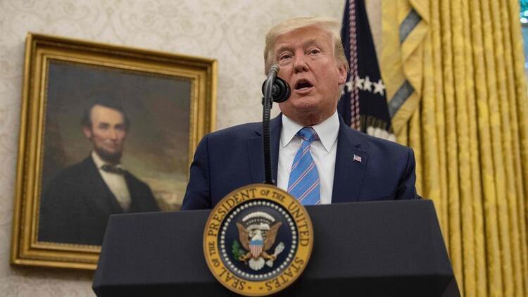 Son dakika: Trump'tan ABD Hazine Bakanlığı'na 'İran' talimatı