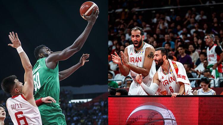 Nijerya, Çin'i; İran da Filipinler'i mağlup etti!