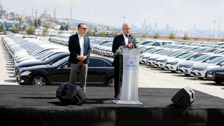 İBB: Araçlardan 5 yılda 250 milyon lira tasarruf