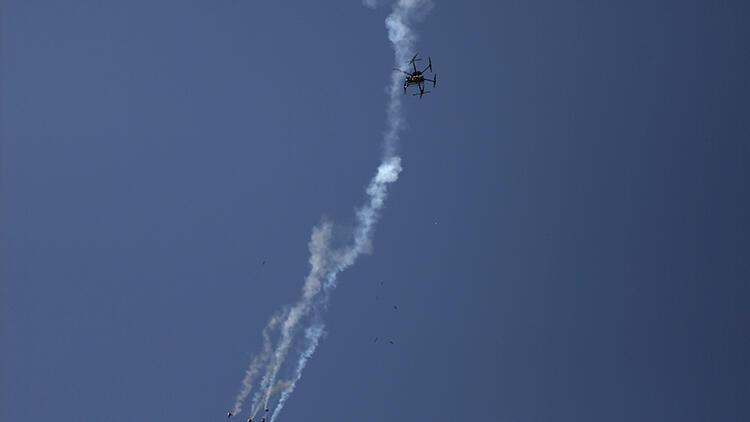 """Hizbullah'tan """"İsrail'e ait İHA'yı düşürdük"""" açıklaması"""