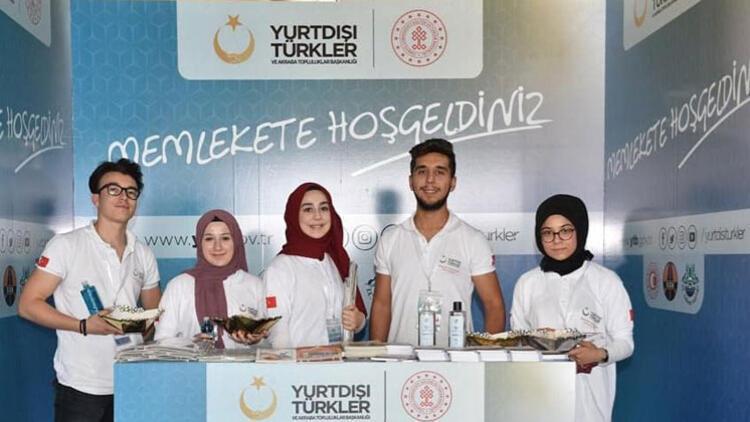 YTB'den yüz binlerce Türk vatandaşına hizmet