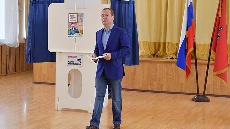 Rusya'daki yerel seçimlerde kesin olmayan sonuçlar belli oldu