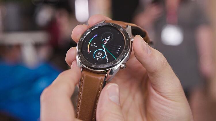 Apple Watch'a yeni rakip: Huawei Watch GT 2 geliyor