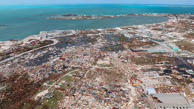 Bahamalar'da Dorian Kasırgası mağdurlarına ABD vizesi şoku