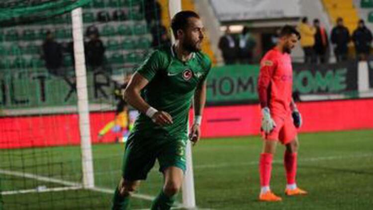 Akhisarspor'un derdi gol