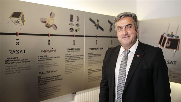 'Uzay konferansı uluslararası prestij olacak'