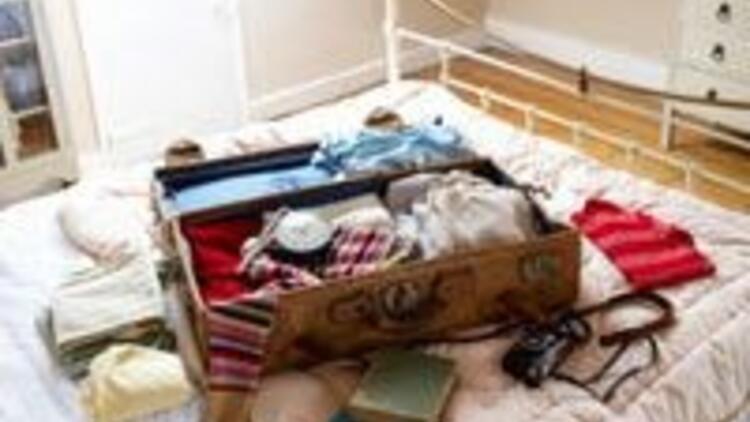 Tatil için bavul hazırlama sanatı