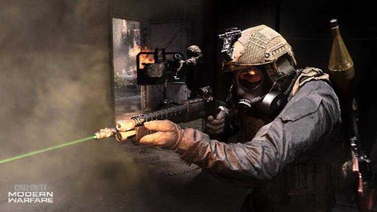 Call of Duty: Modern Warfare için önemli gelişme