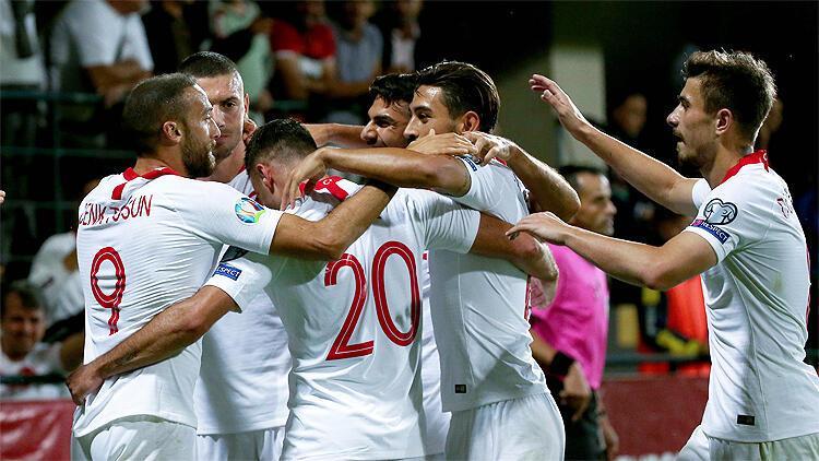 Moldova-Türkiye maçının ardından grupta puan durumu (Türkiye kaçıncı sırada, kalan maçlar)