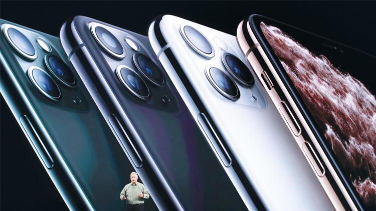 iPhone'da 'Pro' dönem