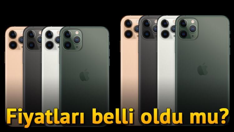 Yeni iPhone'ların fiyatları ne kadar oldu? İşte iPhone 11, 11 Pro ve 11 Pro Max'ın özellikleri