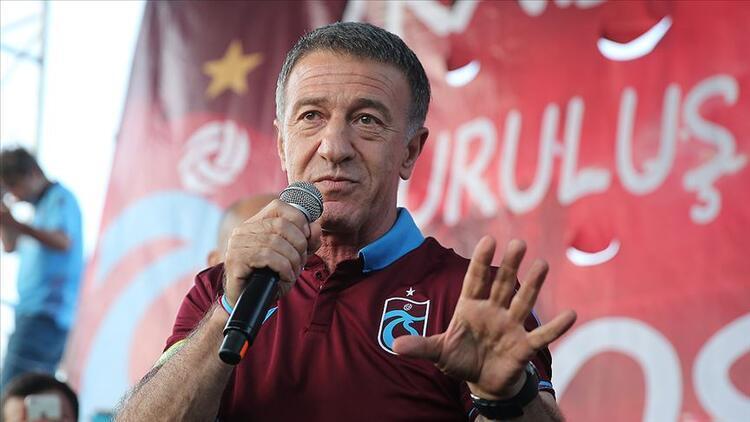 """Ahmet Ağaoğlu: """"Takımımıza destek ve teşviğimizi sürdürebilirsek..."""""""