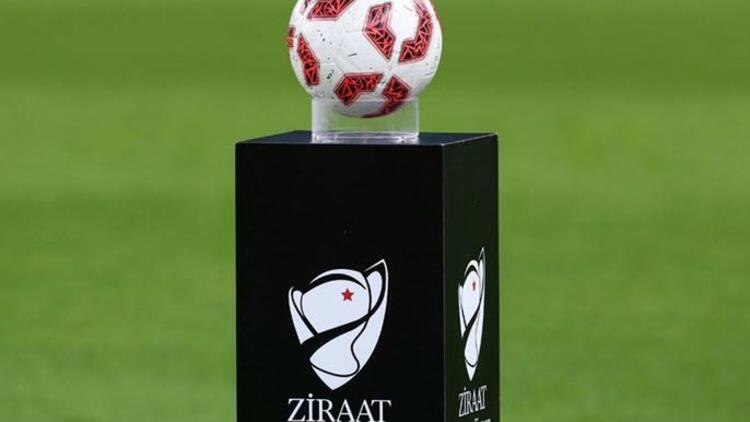 Ziraat Türkiye Kupası'nda yarın 3 maç var