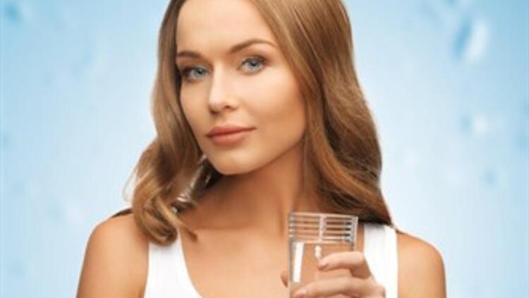Su tüketimini artırmanın yolları!