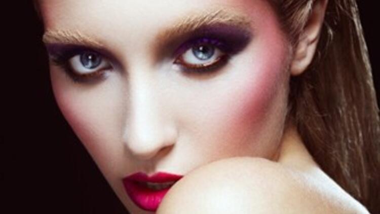 Çekici gözler, etkili bakışlar!