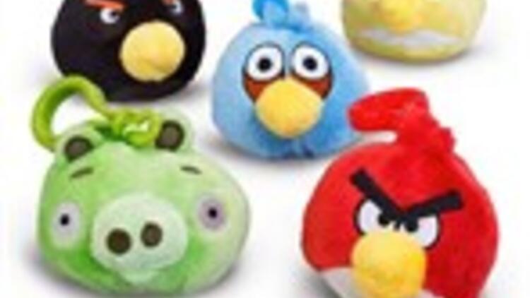 """Çılgın """"Angry Birds"""" modası!"""