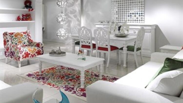 Odalarınıza dekoratif çözümler!