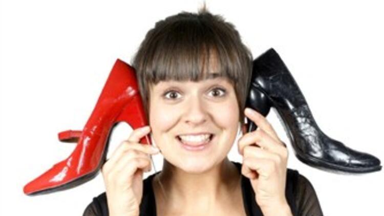 Ayakkabılar kim olduğunuzu söylüyor!