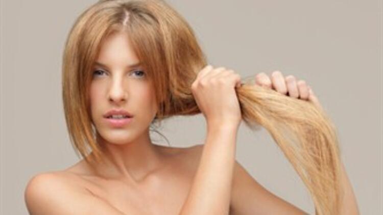 Kuru saçların bakımı