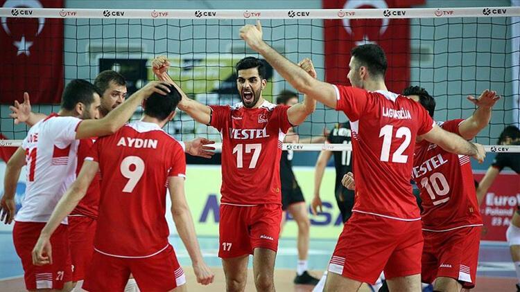 2019 Avrupa Erkekler Voleybol Şampiyonası'nda Türkiye sahne alıyor