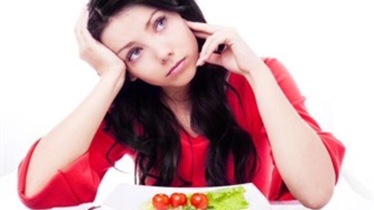 Yanlış diyetin zararları! - Mahmure