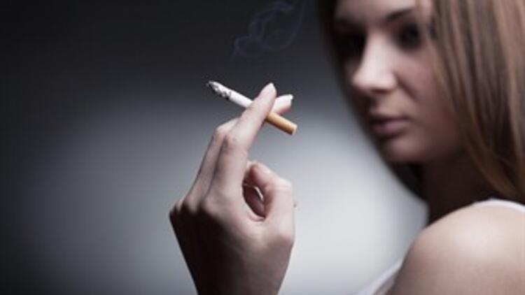Sigaranın güzelliğe etkisi!