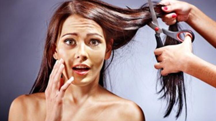 Saçınıza kötülük ediyor musunuz?
