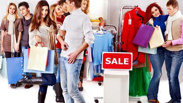 İndirimli alışverişlerden sağ çıkma planı!