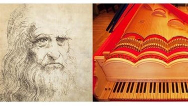 Da Vinci'nin enstrümanı gerçek oldu