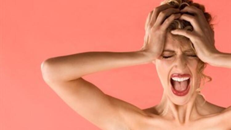 Stres kadınları 10 yıl yaşlandırıyor!
