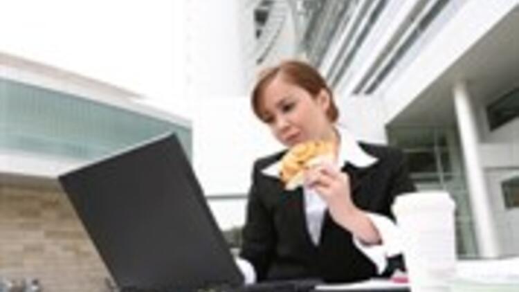 İşiniz size kilo mu aldırıyor?
