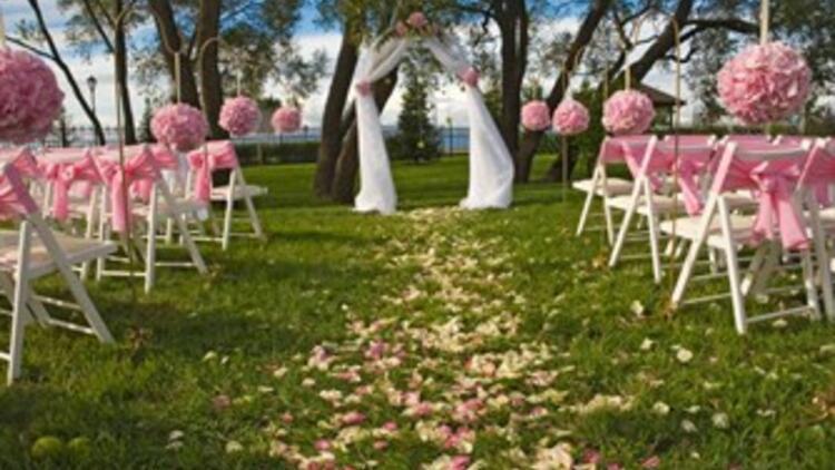 Doğa temalı düğünler için 25 öneri