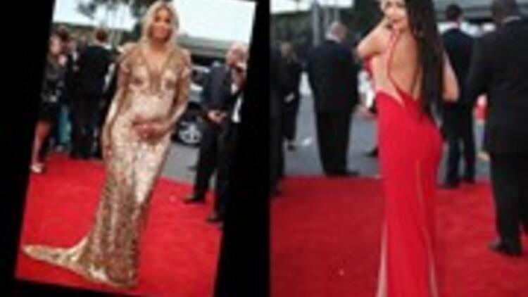 Grammy Ödül Töreninde En iyi Giyinenler