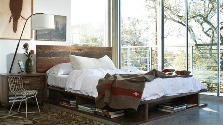 Yatak odanızın dekorasyonu kişiliğinizi yansıtsın!