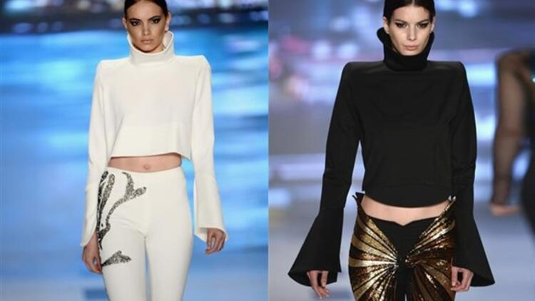 İstanbul Moda Haftası Raisa Vanessa defilesi